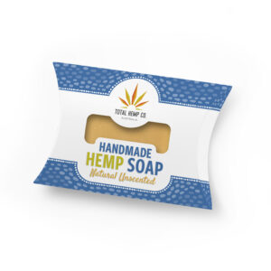 Natural Unscented Hemp Soap
