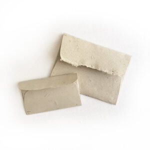 Handmade Hemp Envelopes 2 sizes