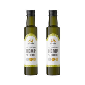 Hemp Seed Oil Duo