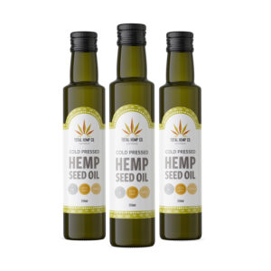 Hemp See Oil Trio